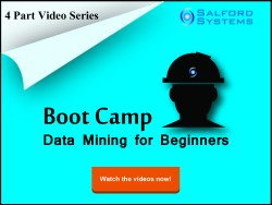 Data Mining for Beginners Boot Camp