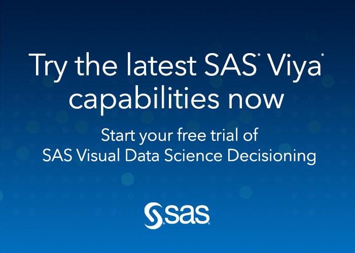 Sas Viya Free Trial