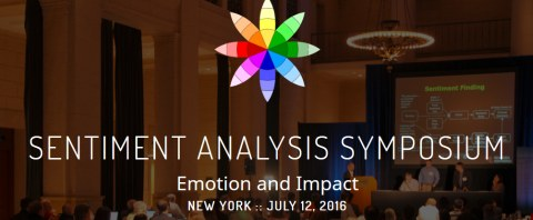 Sentiment Symposium 2016