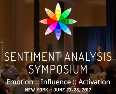 The Evolving Science of Sentiment and Emotion AI, Sentiment Analysis Symposium, June 27-28