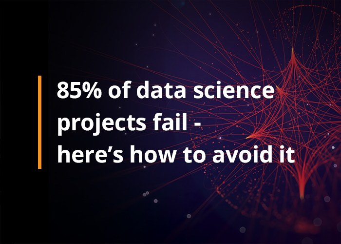Sparkbeyond Avoid Data Science Project Failure