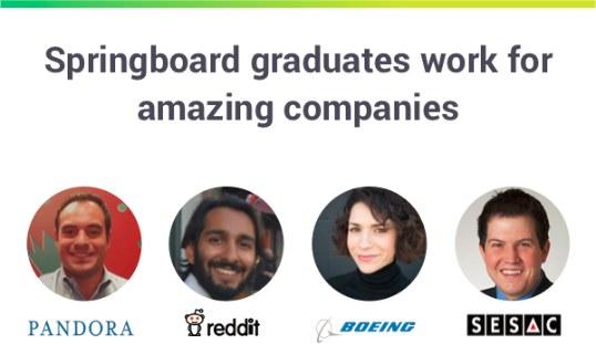 Springboard Graduates