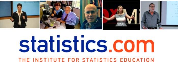 Statistics.com Instructors