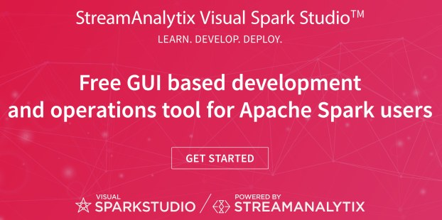 Build, Test and Run Spark Applications at No Cost with StreamAnalytix Visual Spark Studio