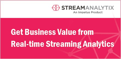 Streamanalytix Value