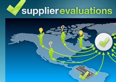 Supplier Evaluations