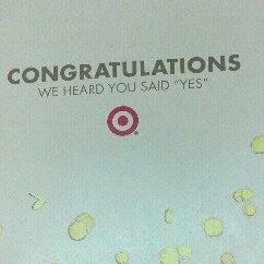 Target heard you said yes
