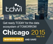 Tdwi Chicago May 2015