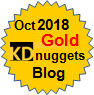 Top KDnuggets Blogger for Oct 2018