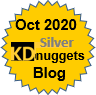 Top KDnuggets Blogger for Oct 2020