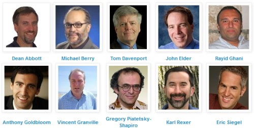 10 Most Influential People in Data Analytics