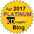 Platinum Blog, Apr 2017