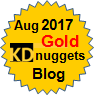 Gold Blog, Aug 2017