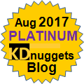 Platinum Blog, Aug 2017
