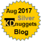 Top KDnuggets Blogger for August 2017