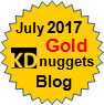 Gold Blog, July 2017