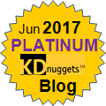 Platinum Blog, June 2017