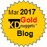 Gold Blog, March 2017