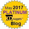 Platinum Blog, May 2017