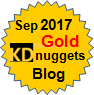 Gold Blog, September 2017