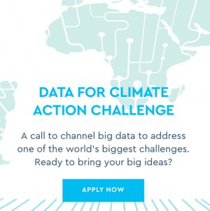 """Data For Climate Action"" Challenge – call for research proposals"