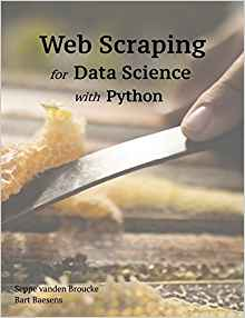 Web Scraping for Data Science with Python