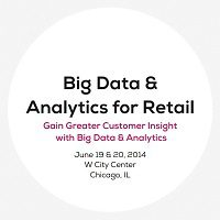 Big Data Retail 2014 Chicago