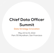 IE Chief Data Officer Summit 2014