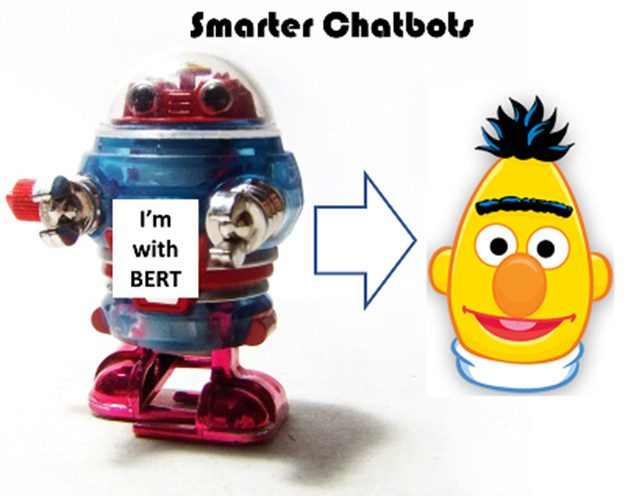 BERT is changing the NLP landscape