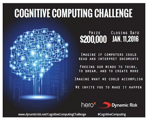 HeroX Cognitive Computing