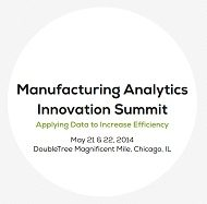 Manufacturing Analytics 2014