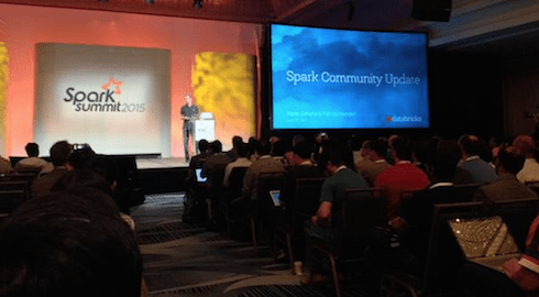 Spark Summit, Matt Zaharia