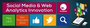 Social Media Web Analytics Innovation San Francisco 2014