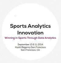 Sports Analytics 2014