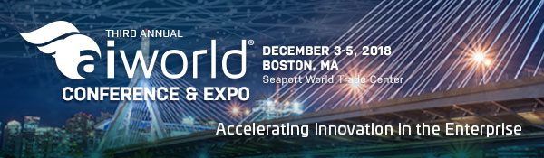 AI World Boston: Accelerating Innovation in the Enterprise