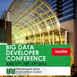 Big Data Developer  Santa Clara July 2015