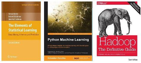 Essential Books for the Data Enthusiast