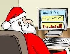 Naughty data dashboard