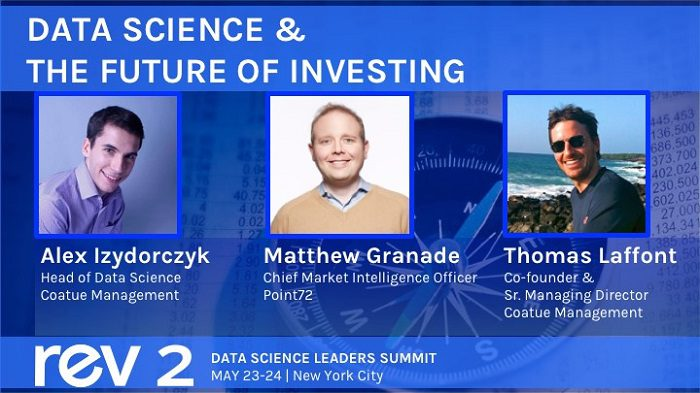 Learn About Data Science & the Future of Investing from Hedge Fund