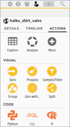 data-science-studio-contextual-menu