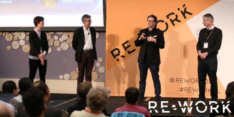 Key Trends and Takeaways from RE•WORK Deep Learning Summit Montreal – Part 2: The Pioneers