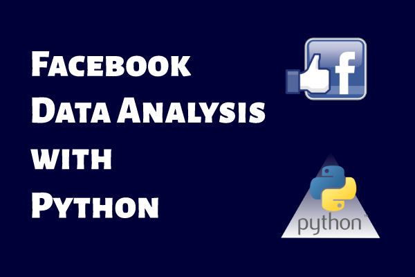 Facebook data analysis