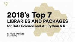 Top Stories, Jan 21-27: 2018's Top 7 Python Libraries for