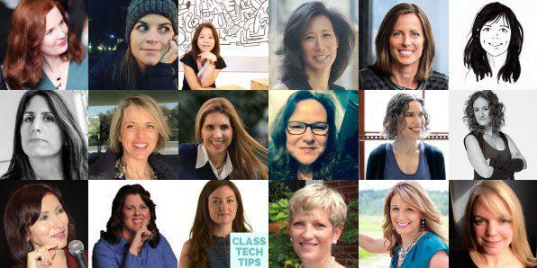 Female influencers