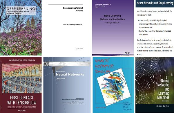Top 8 Free Must-Read Books on Deep Learning