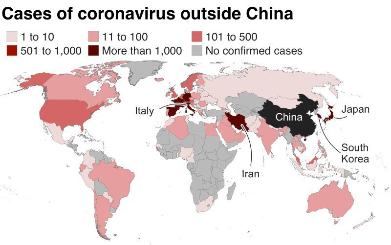New Poll: Has coronavirus impacted your conference/other travel plans?