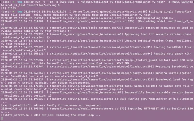 Building a REST API with Tensorflow Serving (Part 2) - RapidAPI
