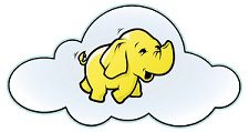 Hadoop elephant in cloud
