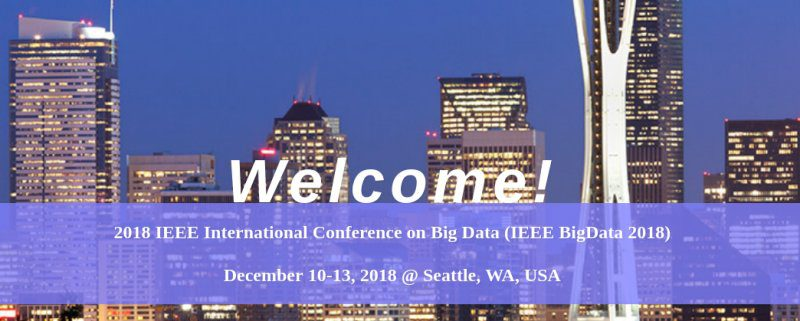 2018 IEEE Big Data Cup