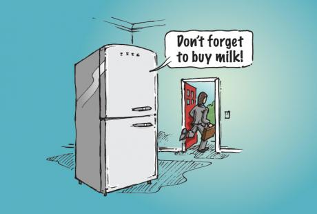 intelligent-fridge